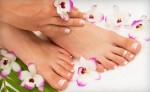 SPOIL ME WITH A MANI PEDI !